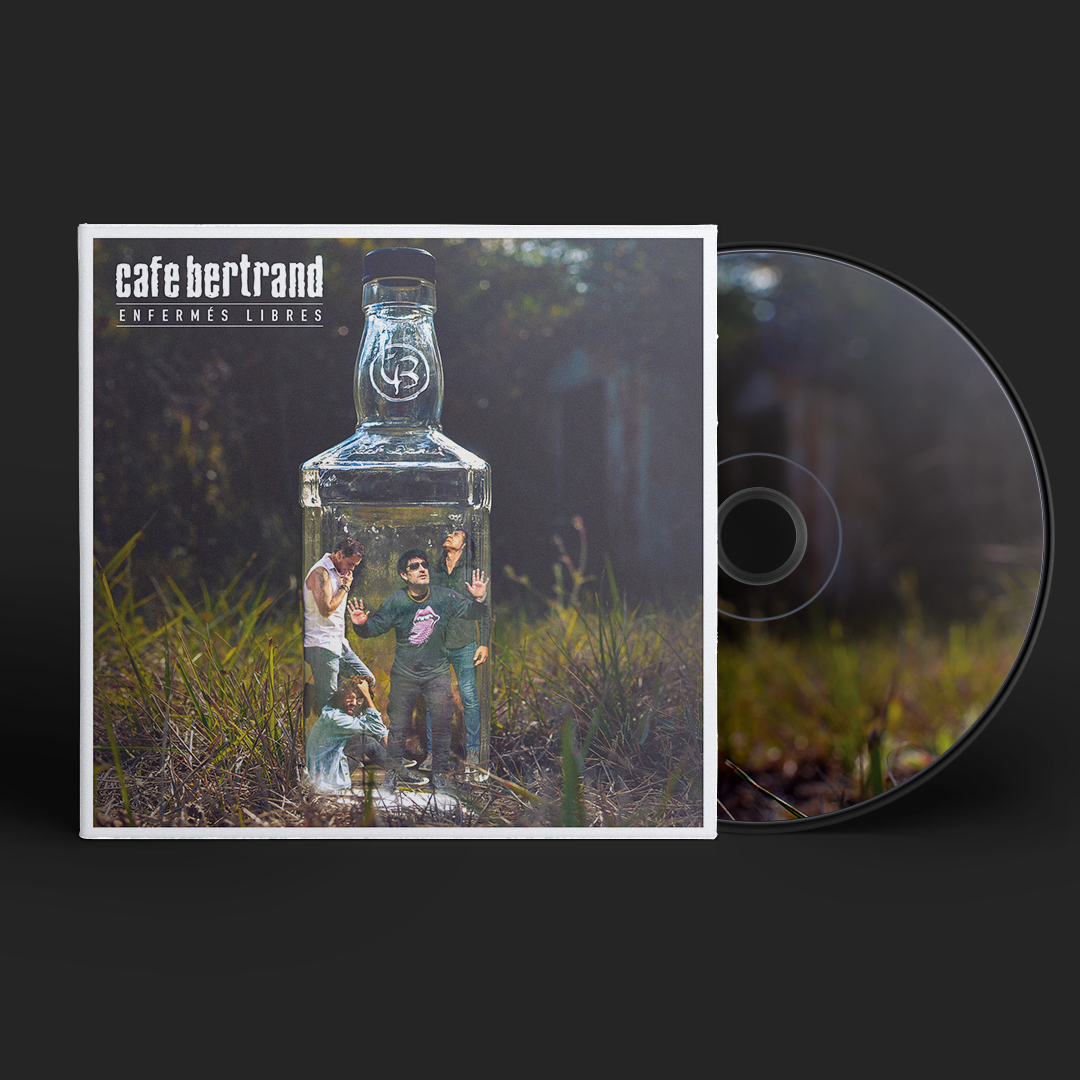 Enfermés Libres CD
