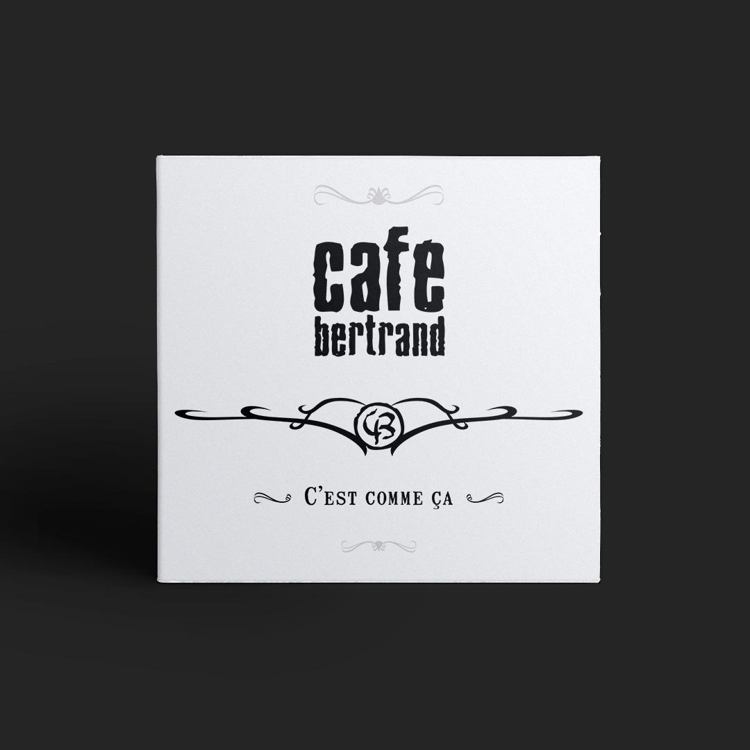 Café Bertrand C'est Comme ça single