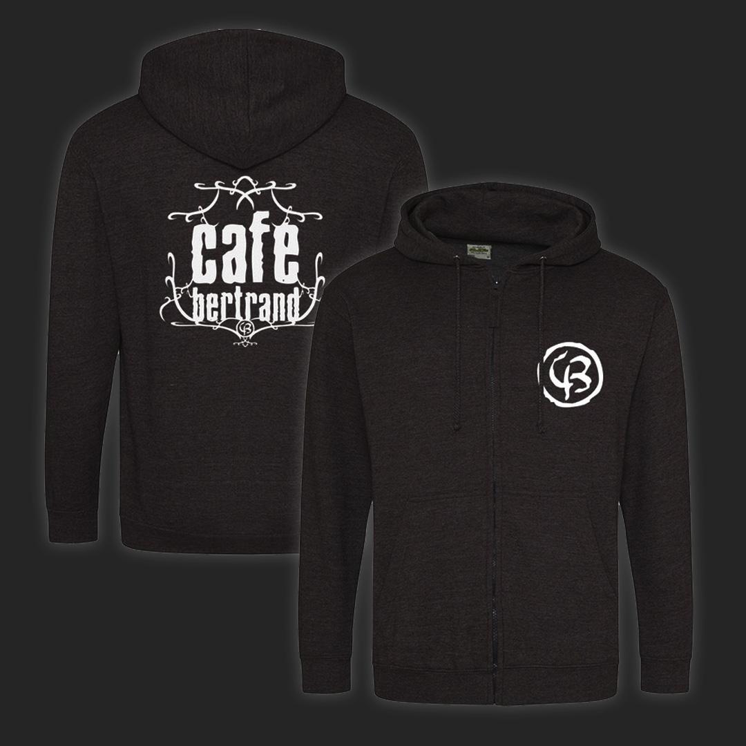 Café Bertrand veste capuche